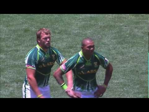 South Africa Sevens - Day two official highlights!