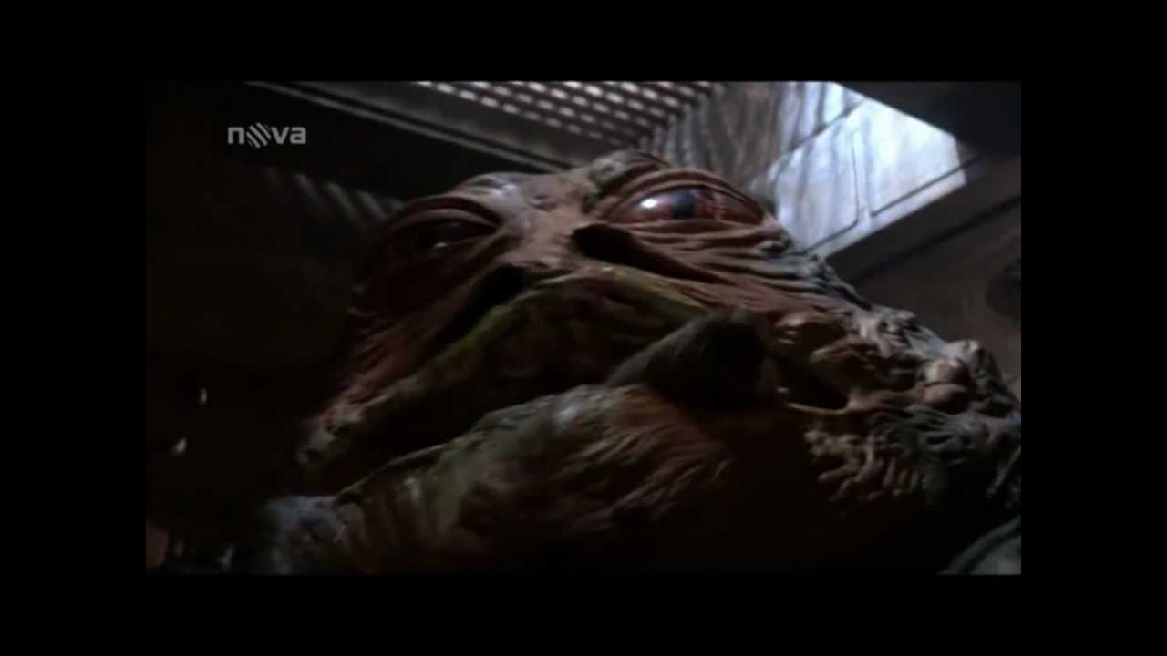 Star wars : Jabba the Hutt death (Cz) - YouTube Jabba The Hutt And Leia