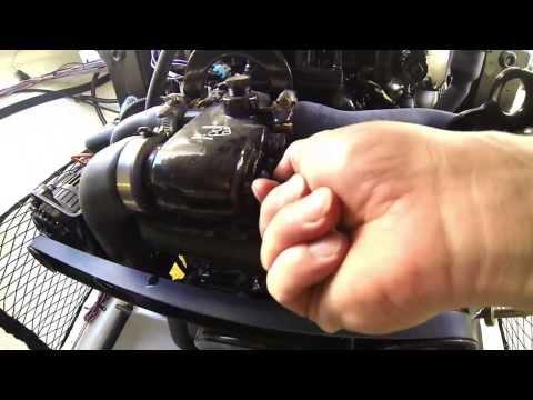 Mercruiser 4.3L V6 Single Point Manual Drain System