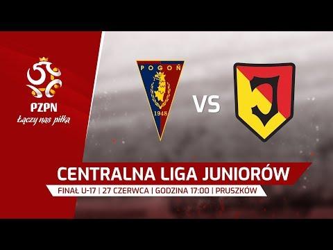 Finał CLJ U-17: Pogoń Szczecin - Jagiellonia Białystok