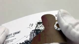 14pt Uncoated Business Card | Clubcard TV