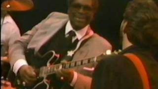 B.B.  KING & ERIC CLAPTON-The Thrill Is Gone