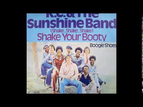 Kc the sunshine band shake shake shake shake your for 1234 get your booty on the dance floor lyrics