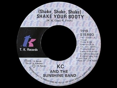 KC & The Sunshine Band ~ (Shake Shake Shake) Shake Your Booty 1976 Disco Purrfection Version thumbnail