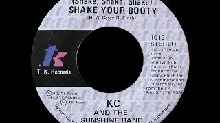 KC & The Sunshine Band ~ (Shake Shake Shake) Shake Your Booty 1976 Disco Purrfection Version