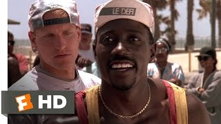 Video clip White Men Can&#39t Jump (1/5) Movie CLIP - Slow, White, Geeky Chump (1992) HD