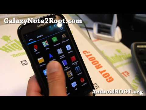 NoWizAOSPMod ROM for Rooted Sprint Galaxy Note 2 SPH-L900!