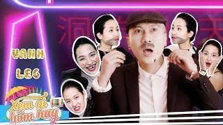 Khám Phá 10 Điều Thú Vị Về VANH LEG Cùng Miss Xem Gì - Hot Youtuber Việt Nam