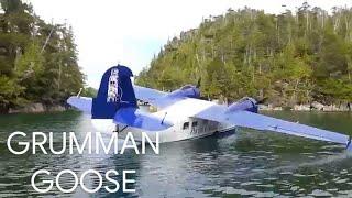 Grumman Goose Seaplane with Pacific Coastal Seaplanes