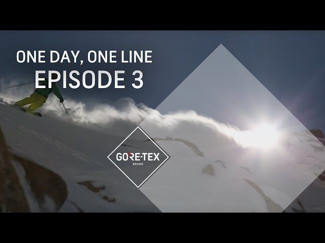 One day, one line with Seb Michaud - episode 3