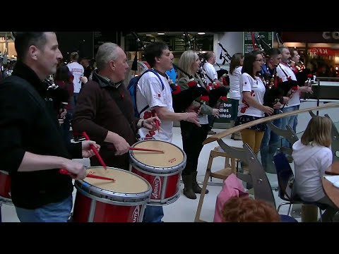 Inverness Flash Mob
