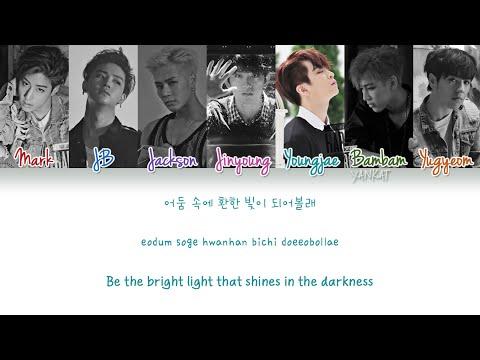 GOT7 – Hard Carry (하드캐리) (Color Coded Han|Rom|Eng Lyrics) | By Yankat