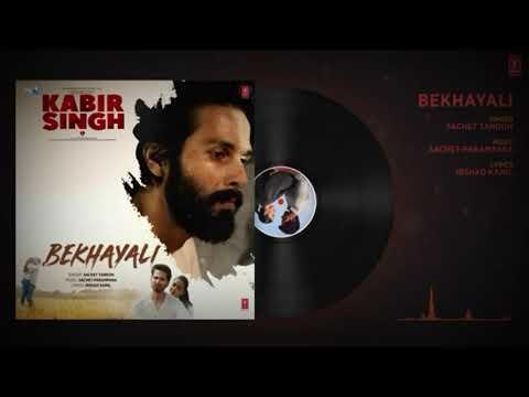 Download Lagu  Bekhayali Cover//Samad//Kabir Singh//Shahid K//Kiara A//Arijit Singh Version// Mp3 Free