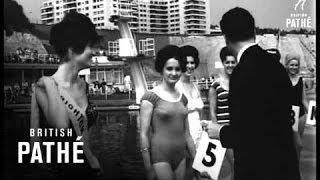 """Miss Brighton"" Beauty Contest (1962)"