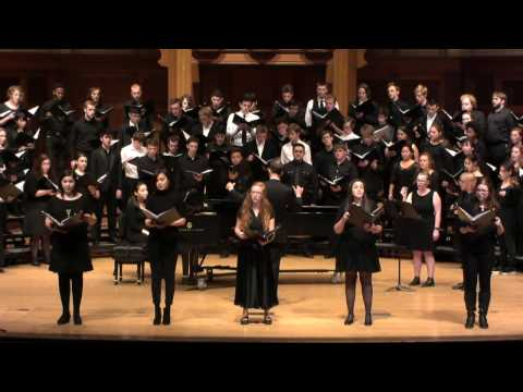 Lawrence University Choirs - October 8, 2016
