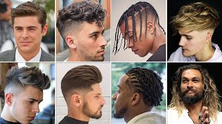 10 MEN'S HAIRSTYLES GIRLS LOVE *try these* | Alex Costa