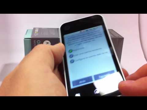 Motorola MB300 Backflip. Demostracion a cargo de Andotel.com