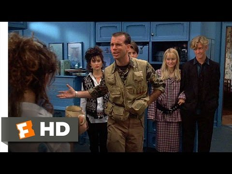 Weird Science Movie Clip - watch all clips http://j.mp/wZTPwC click to subscribe http://j.mp/sNDUs5 The morning after the party, Chet (Bill Paxton) confronts...