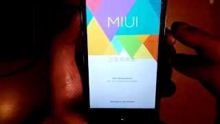 Прошивка смартфона Xiaomi Redme 2