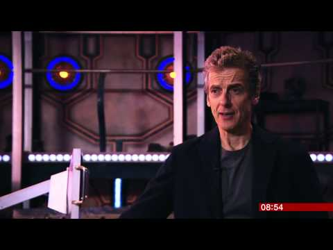 CBBC Newsround Interviews Peter Capaldi (BBC Breakfast Version)