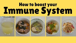 HOW TO BOOST YOUR ★IMMUNE SYSTEM★(EP 169)