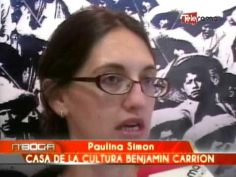 Cine Nacional e Internacional Cinemateca Casa de la Cultura en Quito