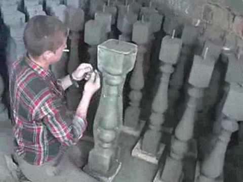 Производство балясин
