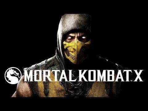 MORTAL KOMBAT X - Долгожданный файтинг на Android(Обзор/Review)