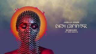 Janelle Monae Screwed Feat Zoe Kravitz Official Music Audio