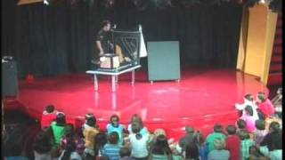 Illusionist Joseph Constantine & Kc, Seen On America's Got Talent, Holiday Origami On Disney Wonder