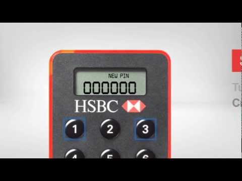 A short step by step guide showing you how to activate your new HSBC Online Security Device and set up a PIN for the first time. For more information, visit:...