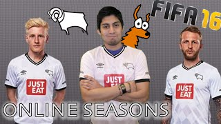 FIFA16 | ONLINE SEASONS | DERBY COUNTY #18