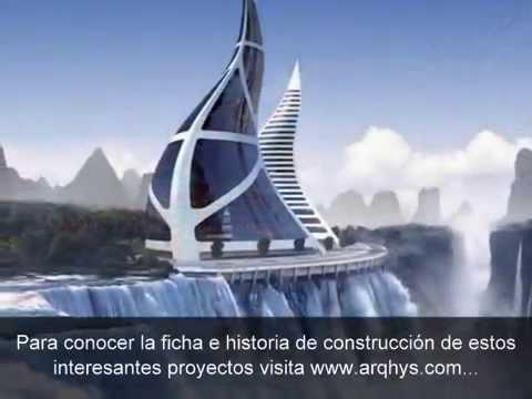 Arquitectura futurista - ARQHYS.com