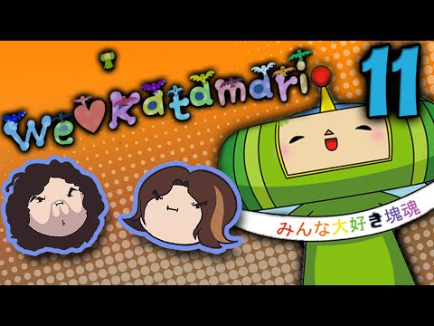 We Love Katamari: Dear Diary - Part 11 - Game Grumps video