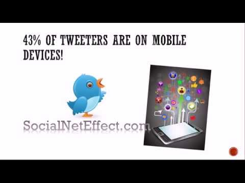 Social Net Effect  Twitter Marketing