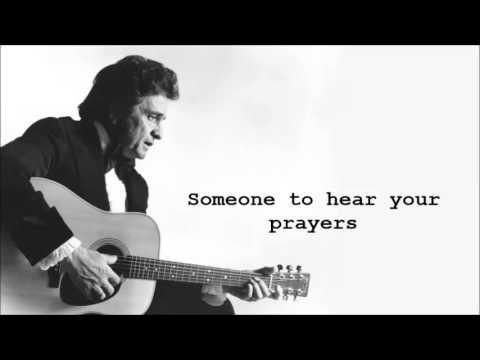 Johnny Cash personal Jesus (depeche Mode Cover) - With Lyrics On Screen video