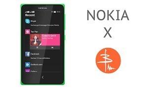 Nokia X или Андроид по-фински. Видеообзор