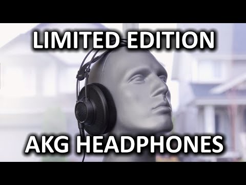 AKG/Massdrop Collaboration K7XX Headphones