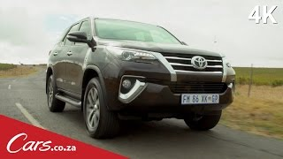 Toyota Fortuner 2.8 GD-6 4x4 - In-depth Review