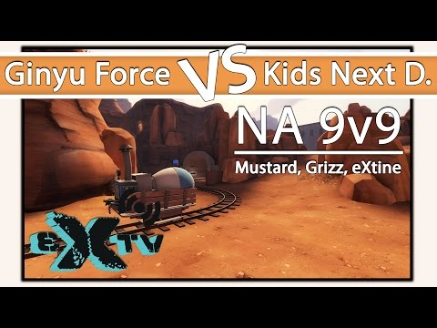 eXtv Live: UGC Playoffs - Ginyu Force vs Kids Next Door (S14 UB Finals)