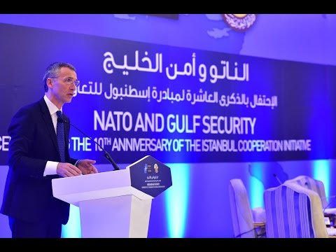 NATO Secretary General - 10th Anniversary Istanbul Cooperation Initiative, Closing, 11 DEC 2014