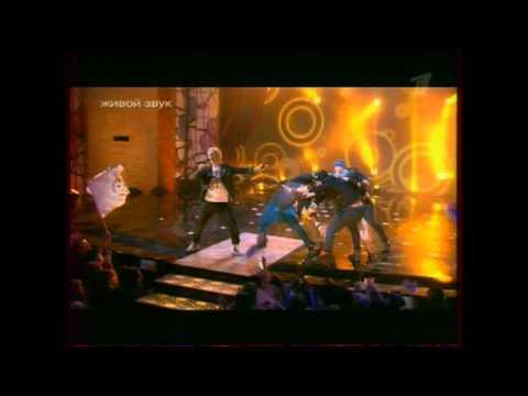 Влад Соколовский - Недотрога (Live @ Фабрика Звёзд, 2011)