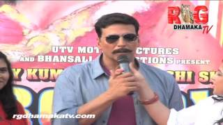 Rowdy Rathore - AKSHAY IN ANOTHER REMAKE YET AGAIN.