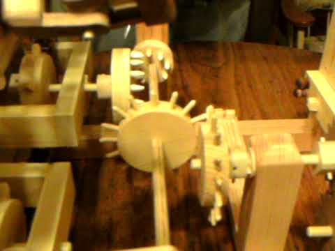 CONVOLUTION - Ken s woodworking project