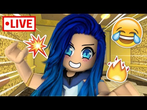 Funny Flee the Facility Challenges! | Roblox Livestream