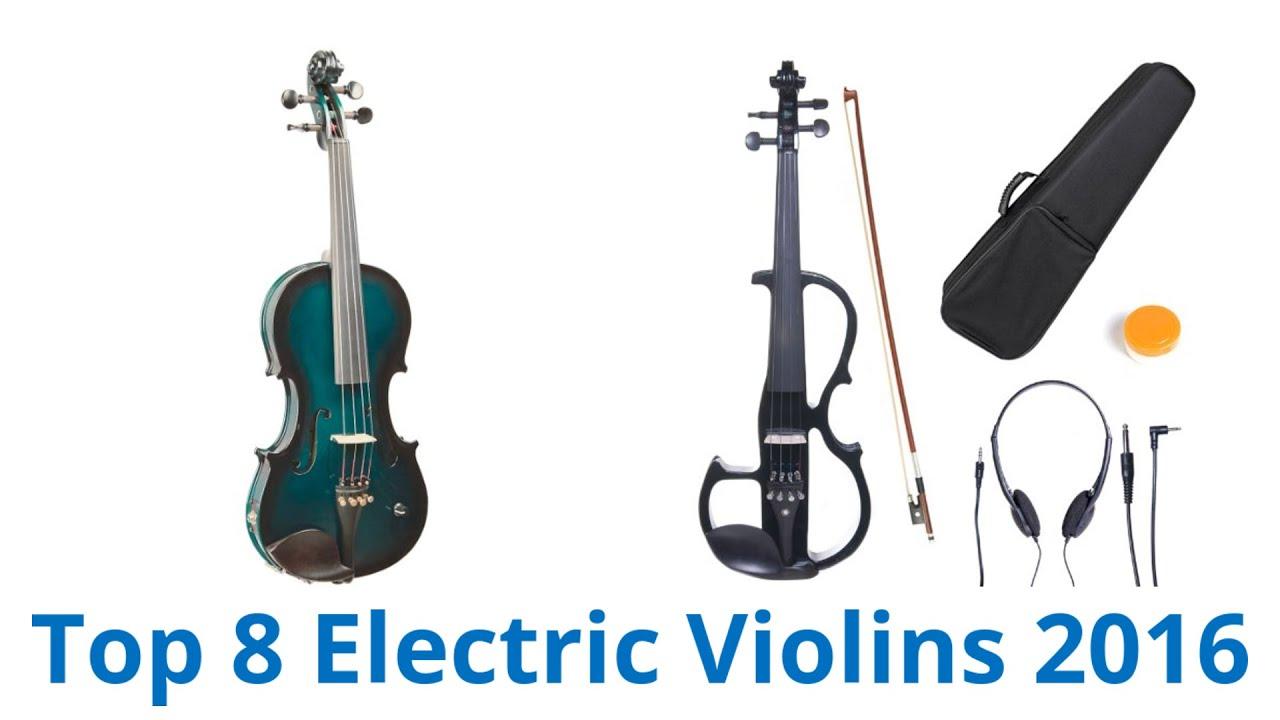 8 Best Electric Violins 2016
