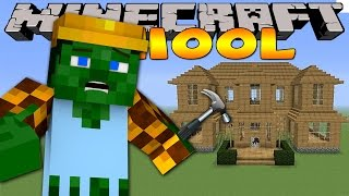 Minecraft School Building Exam