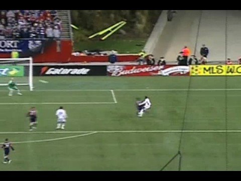 10/04/2008 Real Salt Lake vs. New England Revolution Video