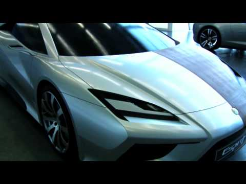 2010 Paris Motor Show - The new Lotus Esprit