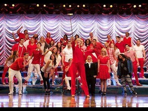 Thank You Glee Glee Season 6 Finale